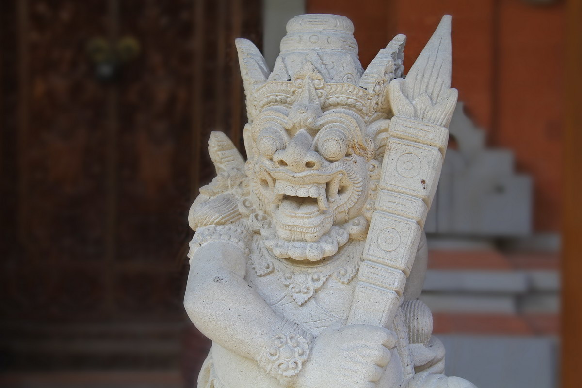 Stone carving photos from bali