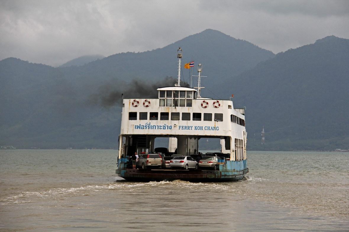Koh Chang Island Ferry
