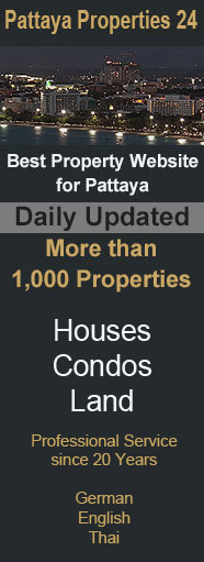 Pattaya Properties for sale - Houses-Condos