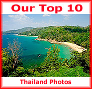 Thailand Top 10 Photos