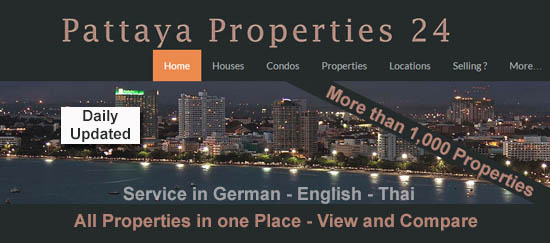 Pattaya Properties House Condo