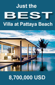 Best Villa in Pattaya Beach for sale